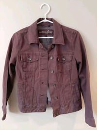 Jean jacket girls small Maple Ridge, V2X 7V3