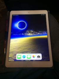 IPad Air 2 128gb w/case and protective glass