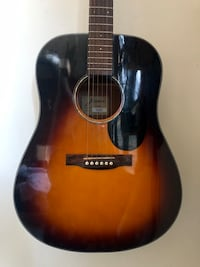 Jasmine by Takamine JD39-SB Sunburst Dreadnought Acoustic Guitar + Stands Cleveland, 44114