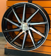 "Versus 18"" Wheels 5x114.3 Acura Honda Nissan Toyota ⭕ We Finance No Credit Needed ⭕ San Jose"
