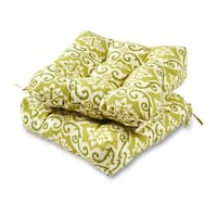 Knopp Indoor/Outdoor Dining Chair Cushion ( Set of 4)