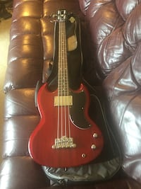 Epiphone SG 4 string Bass guitar