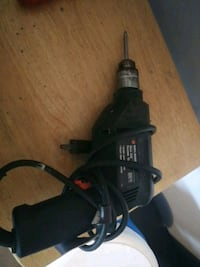 black and gray corded angle grinder London, N6G 5G7