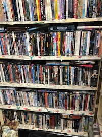 50 DVD's no certain titles  Taneytown, 21787