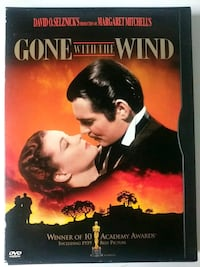 Gone with the wind dvd Baltimore