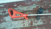 red and black Black & Decker hedge trimmer Calgary, T2A 7H6