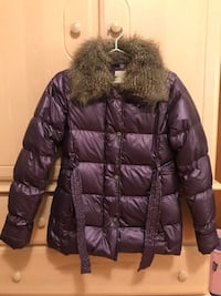 Diesel purple winter jacket Women
