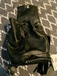 Real Leather Backpack Urban Outfitters Garden Ridge, 78266