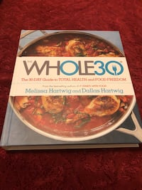 Whole30 Cookbook- Like New! Ashburn