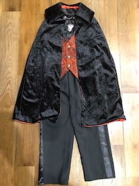 Dracula Halloween costume 5-6 year old Simpsonville, 29681