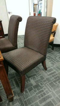 Ra inexcess Parsons chairs Oakville
