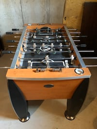 Sportcraft Foosball Table Brampton