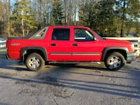 2005 Chevrolet Avalanche 4x4 1500 Series Glen Arm