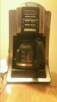 Mr.Coffe coffee maker