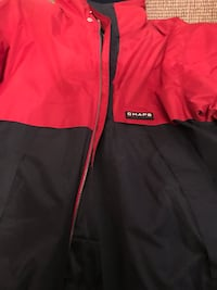 3 pieces two m and one large all new jackets Medford, 02155