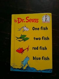 Dr. Seuss One Fish Two Fish Richmond, 23222