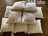 10 new throw pillows Homer Glen, 60491