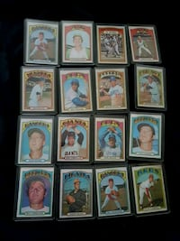 Vintage opee chee  baseball card lot  Kitchener, N2P 1R7