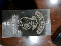 Sons of Anarchy Complete series 1-7 All seasons