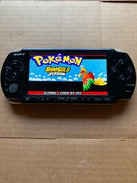 PSP Slim Like New With 5,000+ Games And Movies