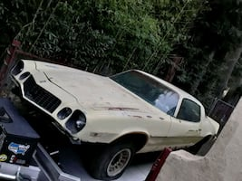 1977 Camaro part out