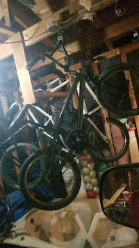 black and gray BMX bike Edmonton, T5C 2R1