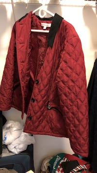 Croft and barrow large jacket red  Barnegat, 08005