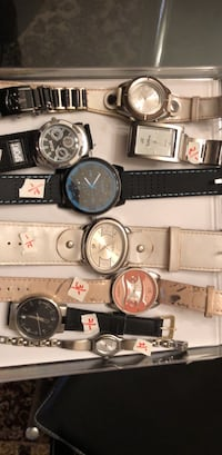 Used watches from $2