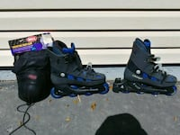 Size 12 Roller Blades. Used maybe 3 times.  Toronto, M1K 2L5