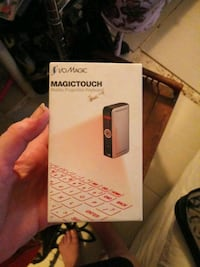Magic touch mobil projection keyboard new in box 53 km