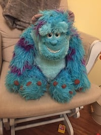 Monsters inc sully plush toy Savannah, 31419