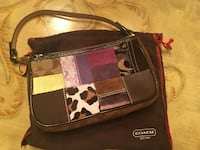 Coach Patchwork Multicolor Shoulder Bag Delray Beach, 33445