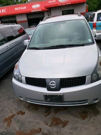 2005 Silver Nissan Quest Chicago