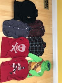 Boys size 7 clothes lot  Lewes, 19958