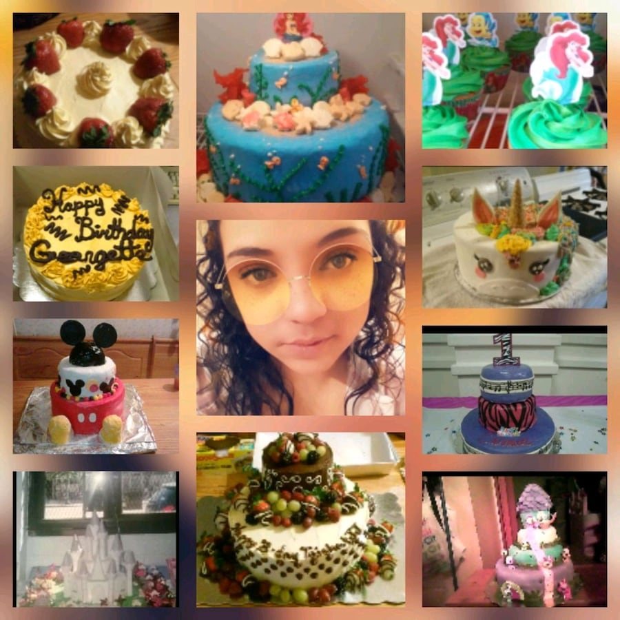 custome cakes for all occasions