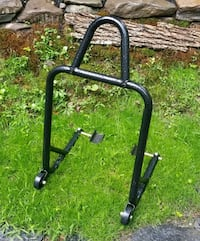 Motorcycle lift stand