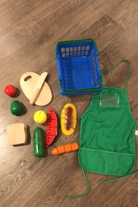 Grocery Play Set