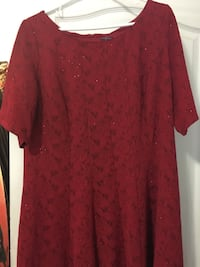Size 14 Red Dress Watsonville, 95076