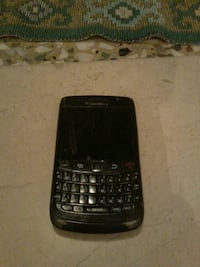Siyah Blackberry qwerty telefonu Kosekoy