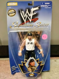 WWF Signature Series Road dog Philadelphia, 19136