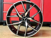 18 inches Mercedes Benz amg rims brand new West Caldwell, 07006