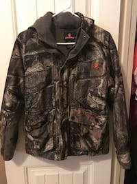 Game Winner Boys Camp Jacket Size YL Edinburg, 78542