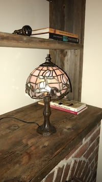 Used Stained Glass Lamp Shade For Sale In Naples Letgo