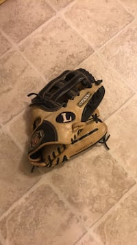 black and brown Rawlings leather baseball mitt Germantown, 20874