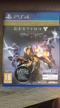 Destiny(Legendary edition) Fyllingsdalen, 5145