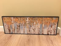 Beautiful canvas painting of nature Langley, V2Y 2B2