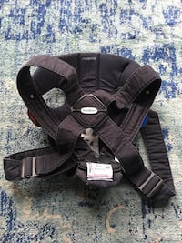 navy blue baby bjorn infant carrier 37 km