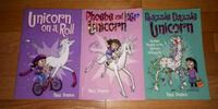 Girls Unicorn books