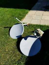 Satellite DISHES with dual LNBS Oakville, L6H 6X2
