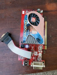 2400 ati radeon graphics card